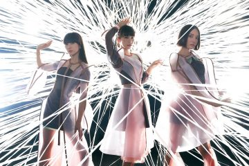 J-Pop Trio Perfume Make Music for the Future