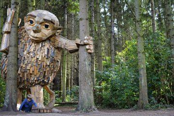 Meet The Forgotten Wooden Giants of Copenhagen