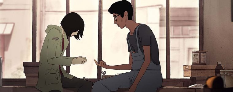 """Netflix's New Animated Film """"I Lost My Body"""" Delves Into the Gritty Side of Paris"""