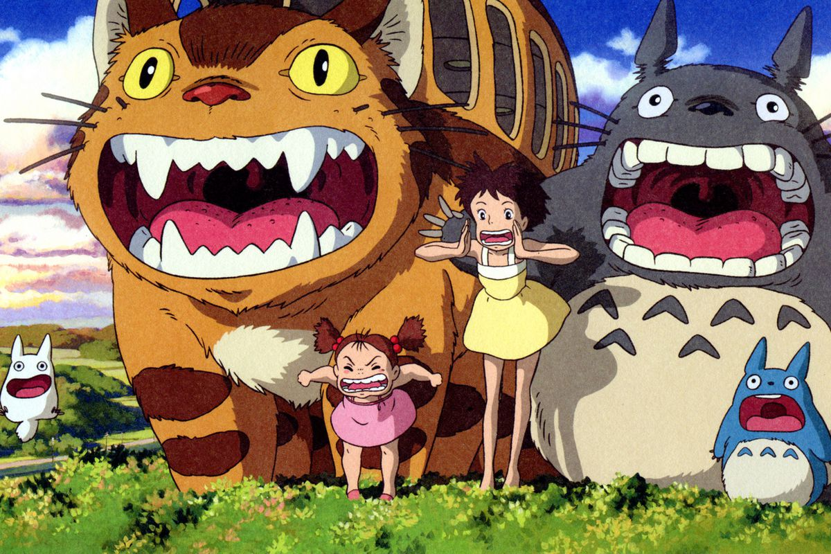 The Studio Ghibli Museum has Closed amid Coronavirus Concerns Grow