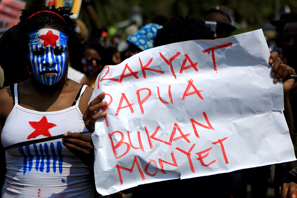 Indonesians Posting #BlackLivesMatter, Don't Forget About Papua
