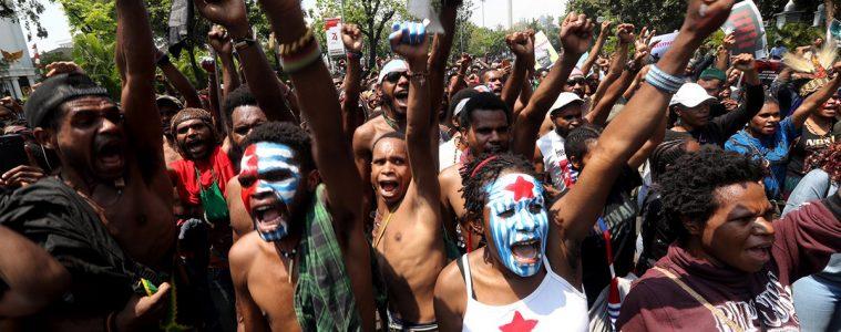 Indonesians Posting #BlackLivesMatter, Don't Forget About Papua