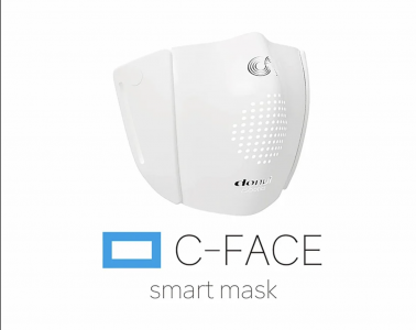 A Smart Face Mask with Built-In Translator to be Released This Fall