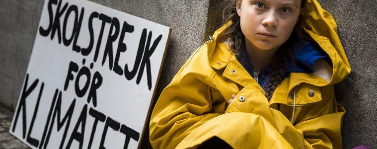 A First Look of Greta Thunberg's Reality in 'I Am Greta' Trailer