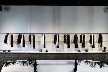 Ann Demeulemeester is Back to Life in Antwerp